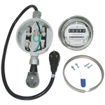 Portable Metering Kit - 30 AMP - with DEM