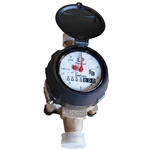 Low Profile Low Lead Direct Read Water Meter - 3/4 Inch - GALLON - Badger