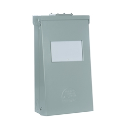 H75GSM-3L  Heritage 50-30-20 GFI Surface Mount Box with Light